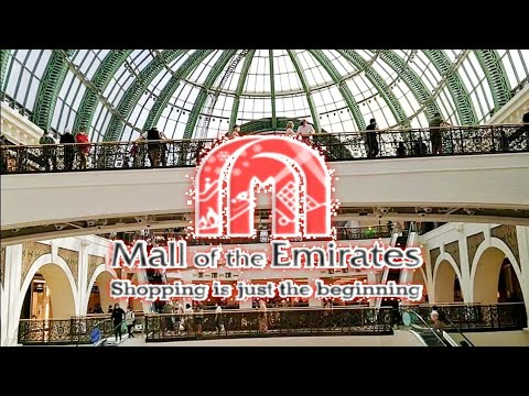 Mall of the Emirates | Dubai 2020 | PHING Tv