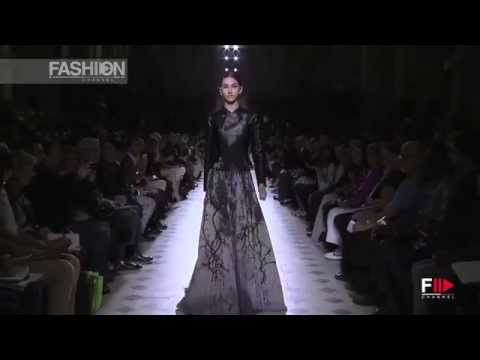 """JULIEN FOURNIE"" Paris Haute Couture Autumn Winter 2014 Full Show HD by Fashion Channel"