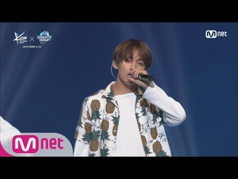 [KCON LA] BTS-Save Me 160809 EP.486ㅣ KCON 2016 LA×M COUNTDOWN