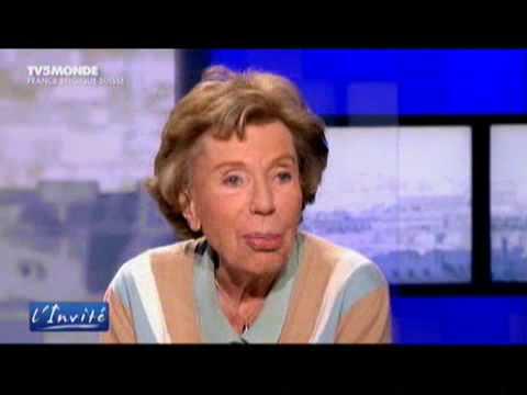 """Benoite GROULT : """"Je suis née avec zéro droit"""" 08/03/10"""