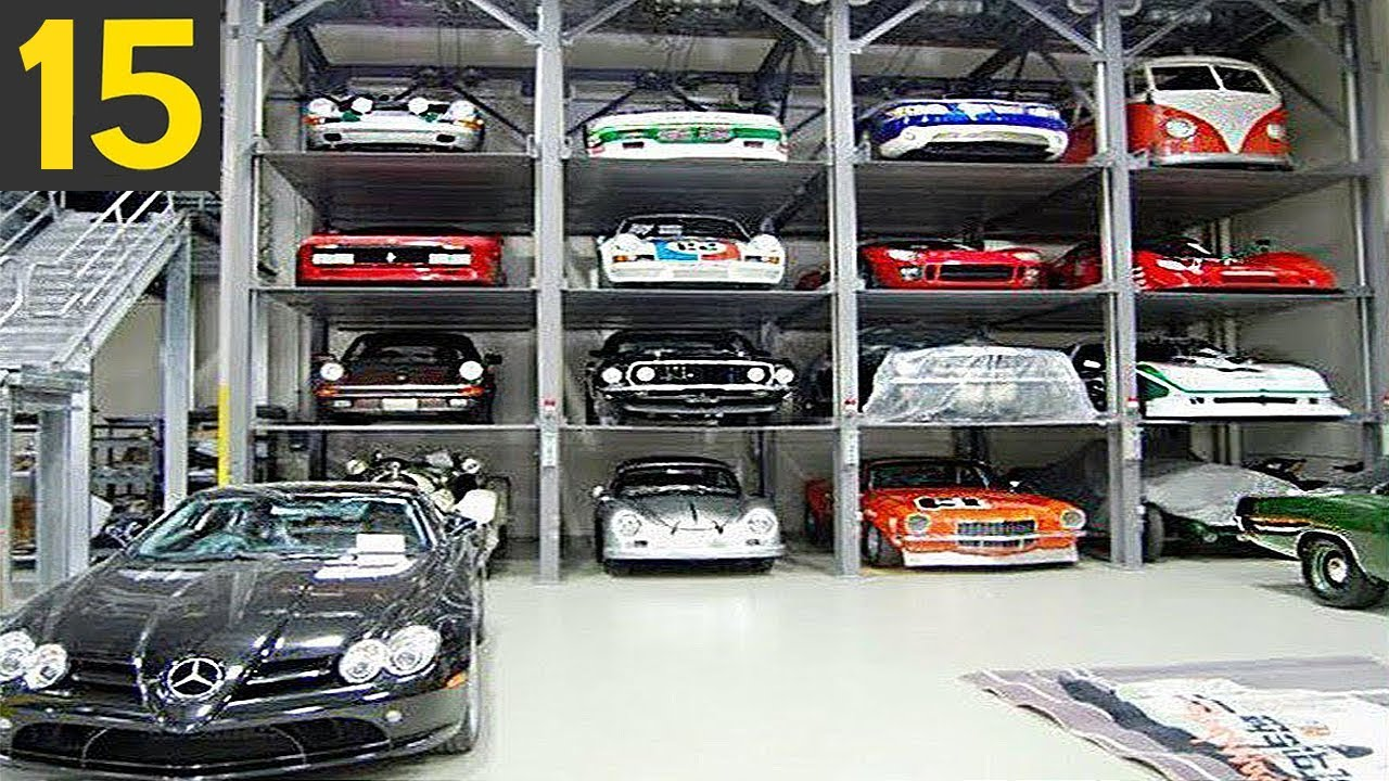 15 Incredible Car Garages