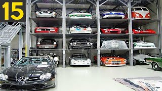 Download 15 INCREDIBLE Car Garages
