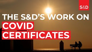 The S&Ds delivering on Covid certificates