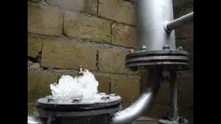 Ram Pump - Model RP200 by Life 4 Water in Misamis Occidental - Philippines.wmv
