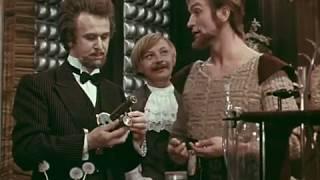 Фрагмент из киноленты «Капитан Немо», 1975 год