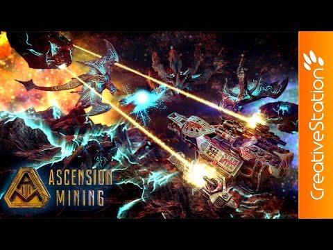 Asteroid Battle Poster - 3D Speed art (#WorldMachine, #Unity, #AfterEffects) | CreativeStation