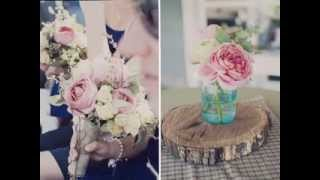Easy Diy Ideas For Vintage Wedding Decorations