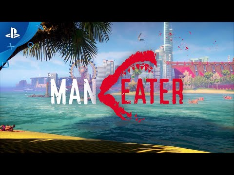 Maneater - Launch Trailer | PS4