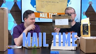 The Bois || Mail Time