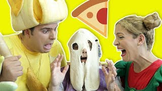 فوزي موزي وتوتي – تيتا فوزية والبيتزا - Teta Foziya and the Pizza