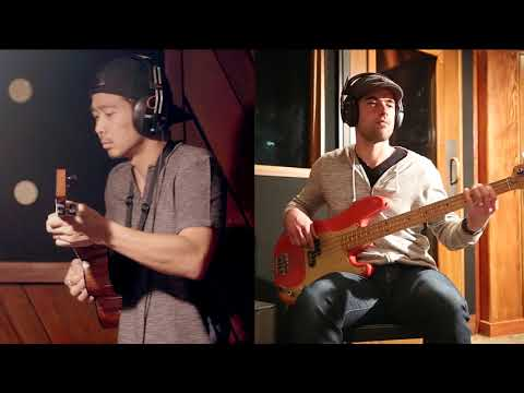 "Jake Shimabukuro - ""Shape of You"" from his new album 'The Greatest Day' - 8.31.18"