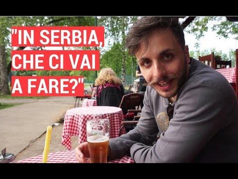 """""""IN SERBIA, CHE CI VAI A FARE?"""" - Belgrado Vlog - Gianluca Federico"""