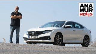 Yeni Honda Civic Sedan 2019 Test