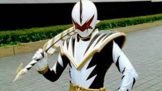 White Dino Ranger - Monster