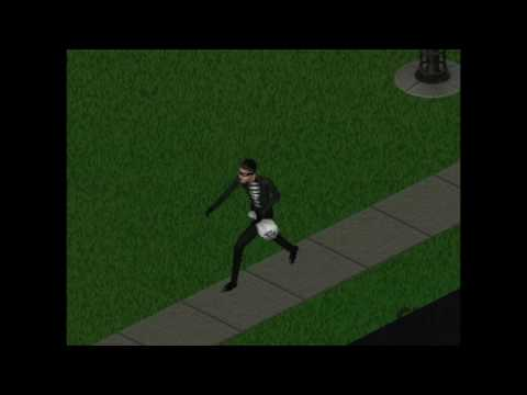 Disturbing Video Game Music 94: Danger and Fire Jingles - The Sims