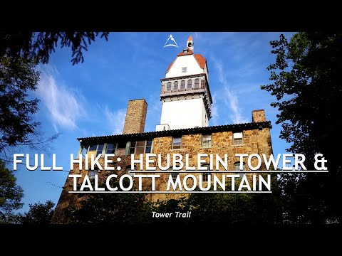 Full Hike (WM/S): The Fourth Tower on Talcott Mountain (Simsbury, Connecticut)