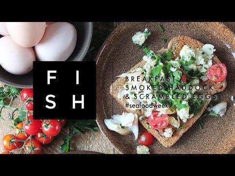 How to Make Breakfast Smoked Haddock
