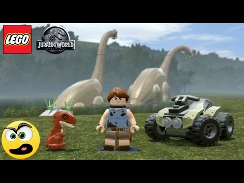 Lego Jurassic World Lara Croft (Tomb Raider)