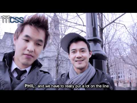 [MCSS] Interview with WONG FU PRODUCTIONS