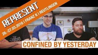 REPRESENT-TV | Reutlingen | 2016 | Interview | Confined By Yesterday