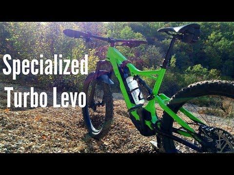 Specialized Turbo Levo FSR / Hitting the Trails on my E-Bike