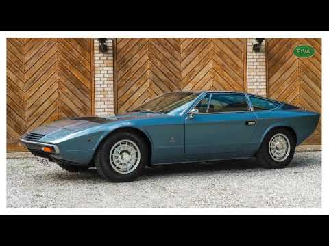 Maserati Khamsin - English Version