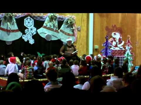 Emerson Christmas Performance at Copper Canyon Academy
