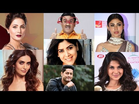 TV Stars Who Earn More Than Bollywood Actors | Highest Paid TV Actors | Highest Paid TV Actress,