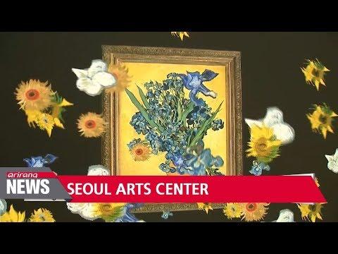 Art exhibits feature digital reinterpretations, modern designs