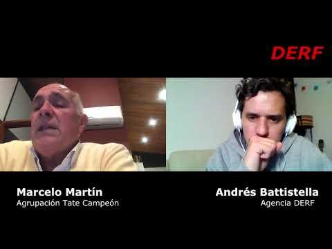 Marcelo Martín: El déficit más grande de Unión son las formativas