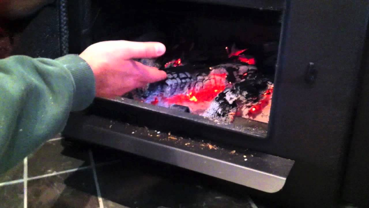 blaze king fireplace inserts.  Blaze King Princess Insert YouTube