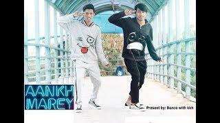 SIMMBA: Aankh Marey | Ranveer Singh, Sara Ali Khan | dance choreography sudev kkh