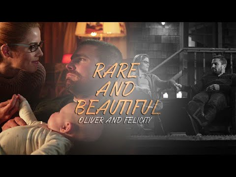 Oliver & Felicity | Rare And Beautiful