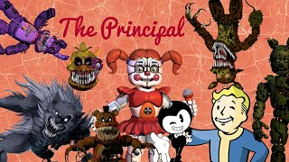 The Twisted Life (The Principal)