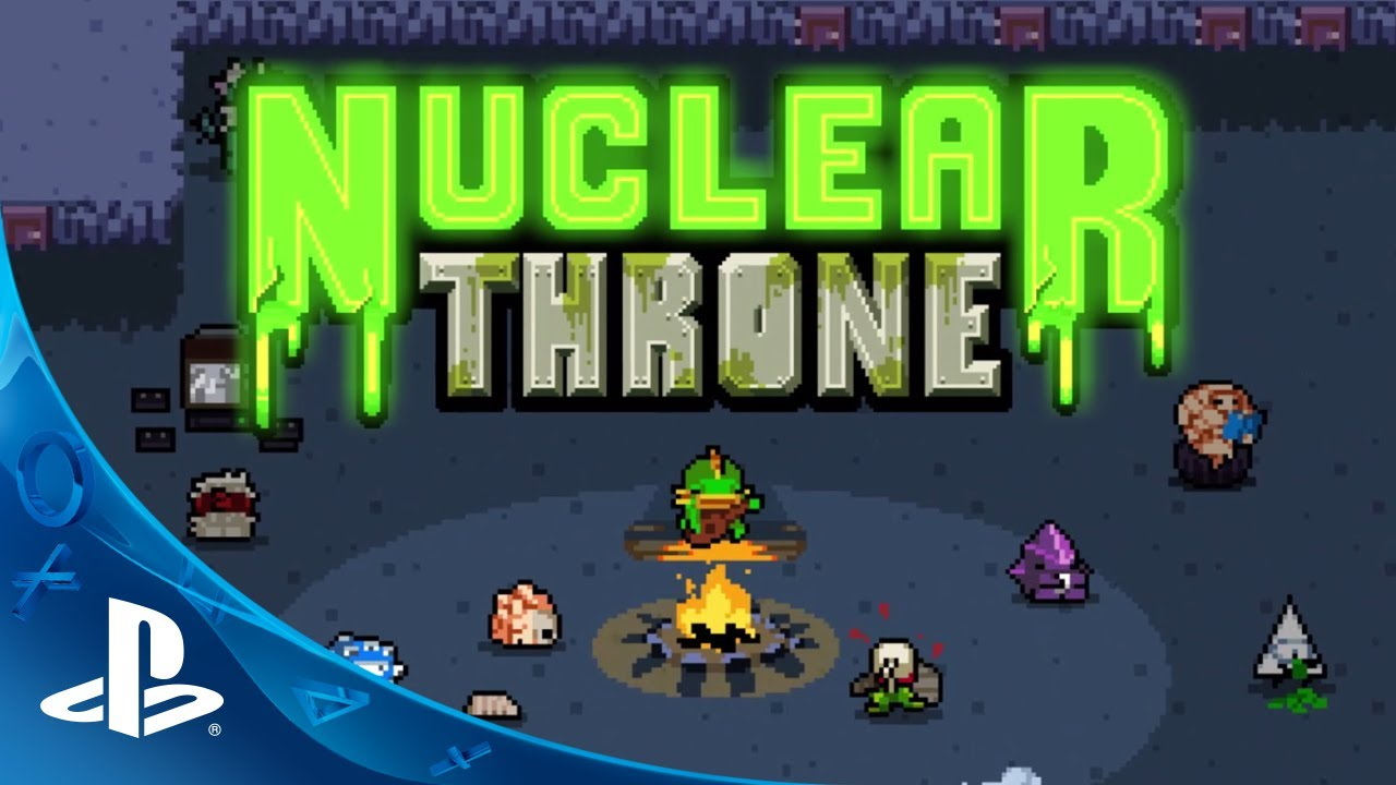 Pre-E3 Nuclear Throne Trailer