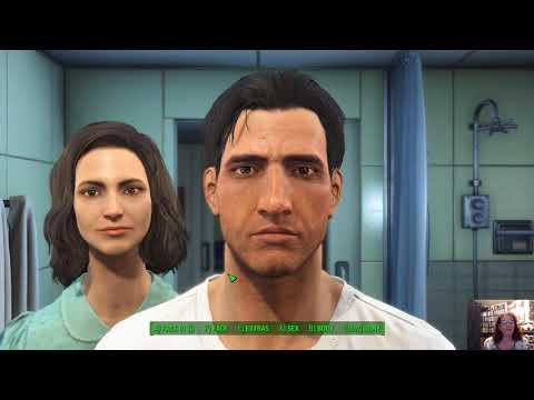 Press A Gaming - Fallout 4 (part 1) Kayva Bio'Dira (PC)