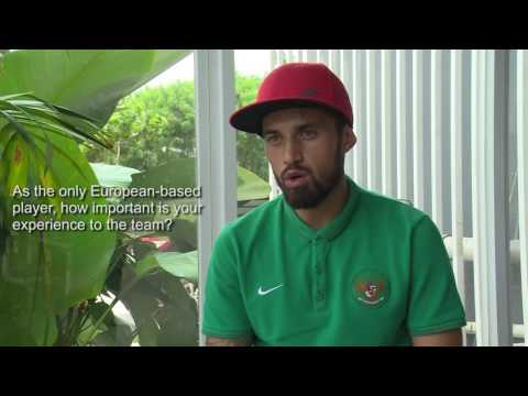 Stefano Lilipaly describes his playing style