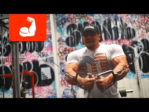 3P Chest Workout Routine | POWER PAIN PUMP | Tiger Fitness