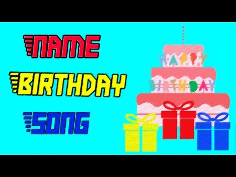 How to Make Birthday Song with Name Free