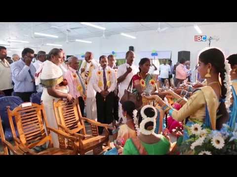 Union College, Tellippalai Building Opening   Vanakkam Thainadu   07-06-2017 part 01 - IBC Tamil