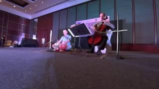Gram Chara Oi Ranga Matir Path for cello and tabla