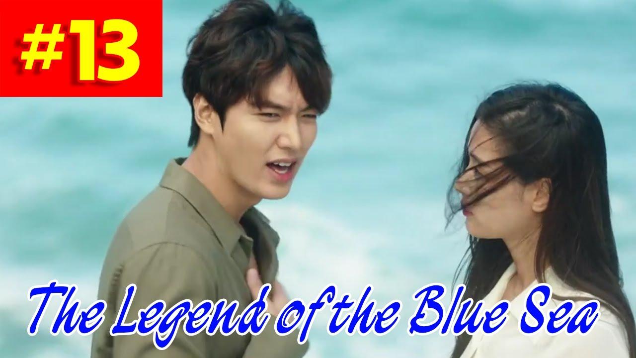ตำนานแห่งท้องทะเลสีฟ้า, ตำนานแห่งท้องทะเลสีฟ้า Episode 13, คำบรรยายภาพ ซับไทย