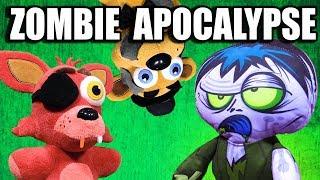 FNAF Plush Episode 108 - Zombie Apocalypse