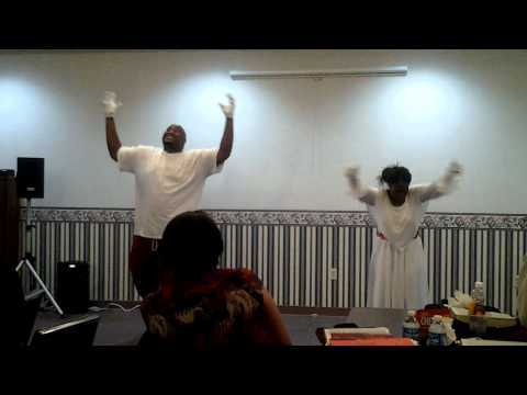 Bread4Life  - Praise Dance; Derick and Latonya Clarke - Part 2 of 2