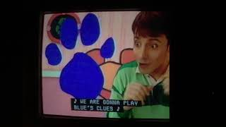 We are gonna play Blue's Clues (What does Blue wanna make ou…
