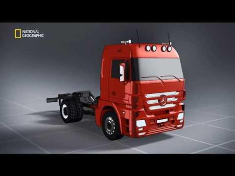 Megafabbriche - I camion Mercedes