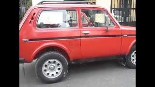 Lada 2121 4x4 1993