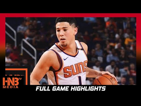 Sacramento Kings vs Phoenix Suns Full Game Highlights / Week 2 / 2017 NBA Season