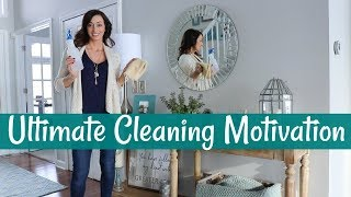 Clean With Me | Ultimate Cleaning Motivation | Speed Cleaning My House