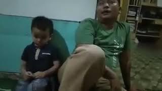 Bacaan Ayat Al-Quran Ayah dan Anak